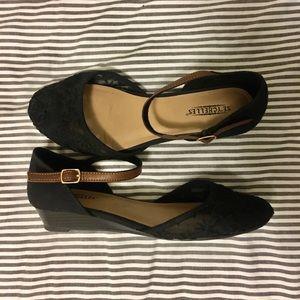 Seychelles Ankle Strap Shoes